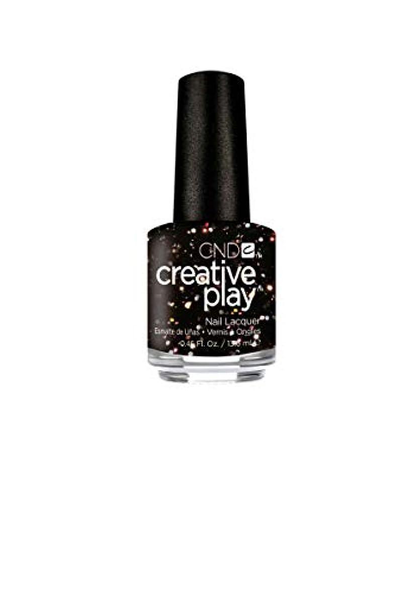 愛するオーナメント要塞CND Creative Play Lacquer - Nocturne it Up - 0.46oz / 13.6ml