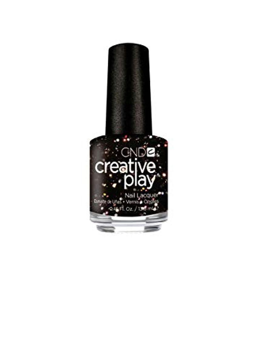 シルエット状起訴するCND Creative Play Lacquer - Nocturne it Up - 0.46oz / 13.6ml