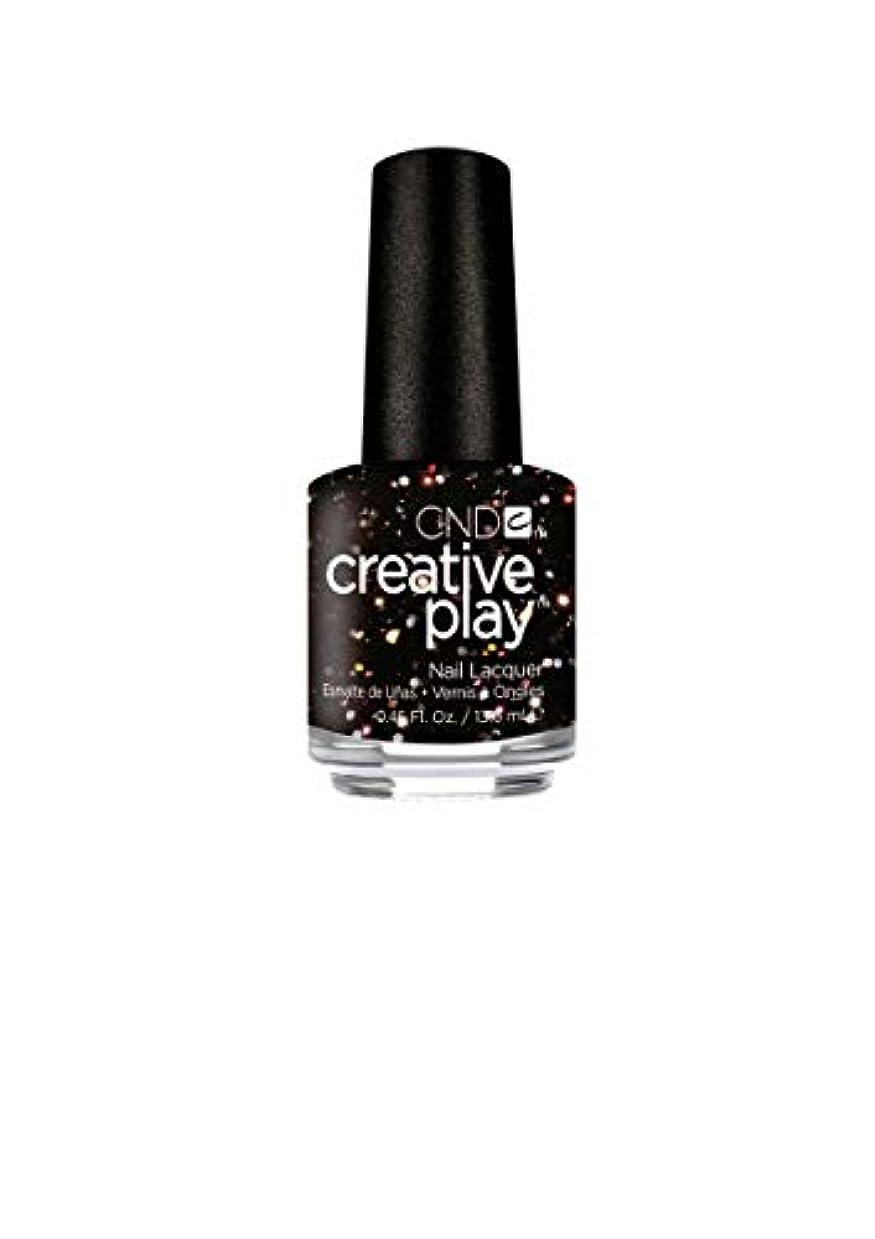 上がる麻酔薬聖域CND Creative Play Lacquer - Nocturne it Up - 0.46oz / 13.6ml