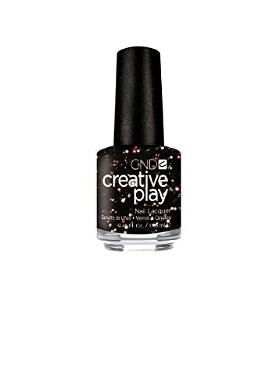 理解きょうだい金曜日CND Creative Play Lacquer - Nocturne it Up - 0.46oz / 13.6ml