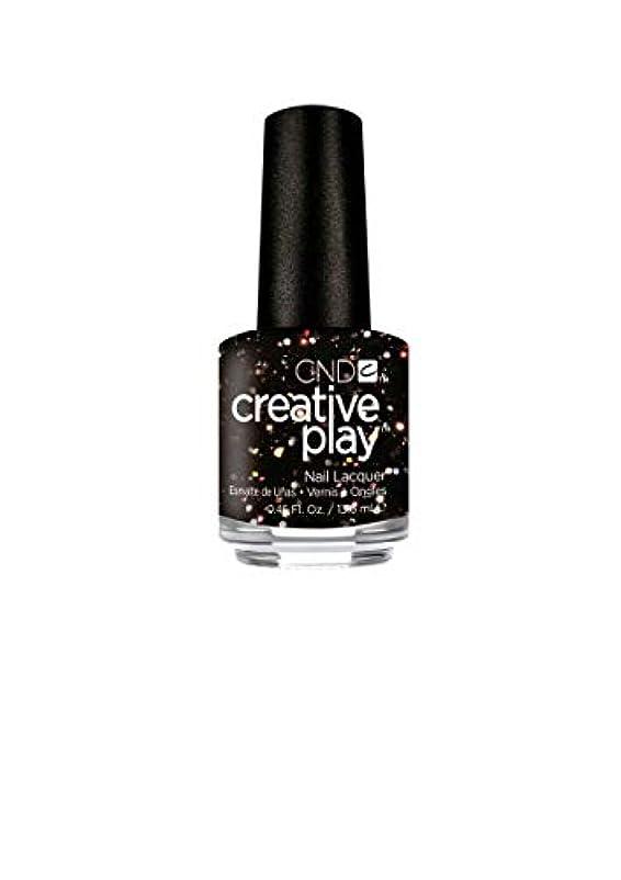 順応性のある主張なぜCND Creative Play Lacquer - Nocturne it Up - 0.46oz / 13.6ml