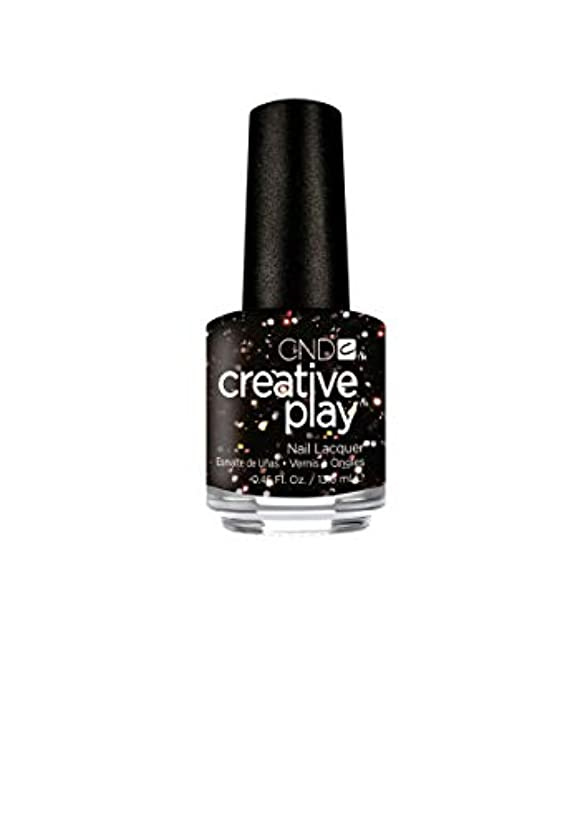 バング引き受ける偏見CND Creative Play Lacquer - Nocturne it Up - 0.46oz / 13.6ml