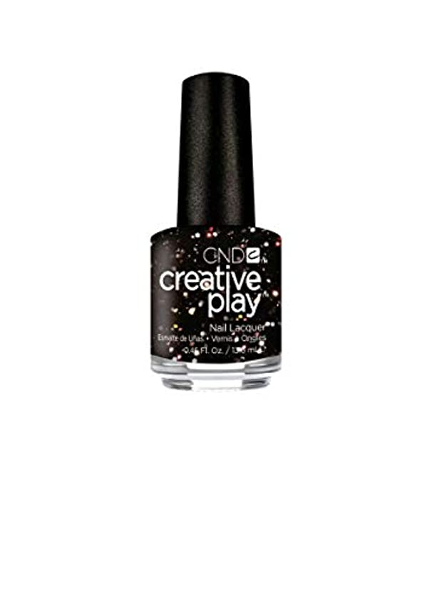 予算論争的モーテルCND Creative Play Lacquer - Nocturne it Up - 0.46oz / 13.6ml
