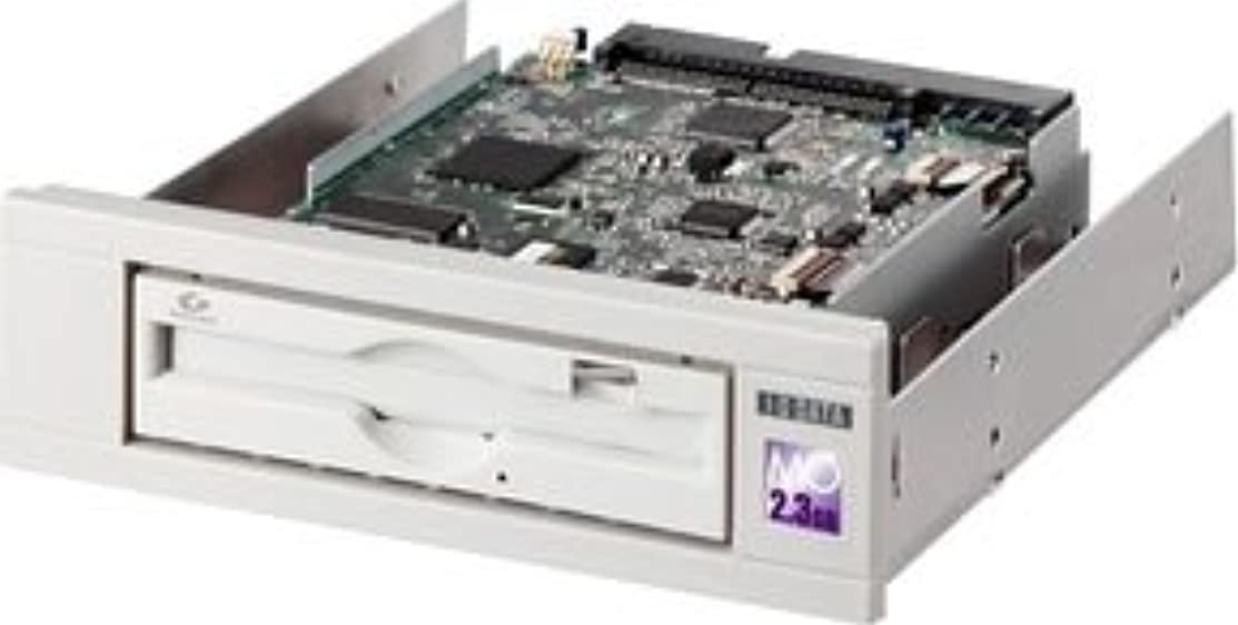 校長重くするカセットI-O DATA MOI-AB2.3 ATAPI対応内蔵型 2.3GB MOドライブ
