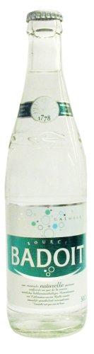BADOIT(バドワ) 天然微発泡ナチュラルミネラルウォーター 500ml×12本