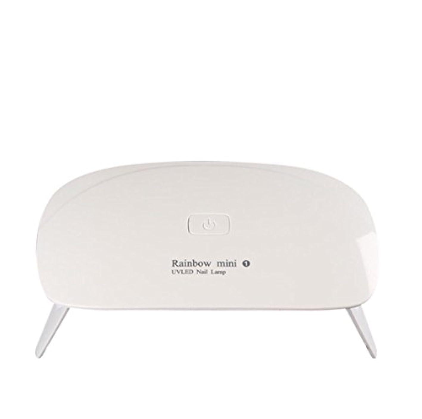 見分ける湾満了【ネイルウーマン】LEDライト/UV硬化ライト 5W 折りたたみ式 コンパクト USB給電可能