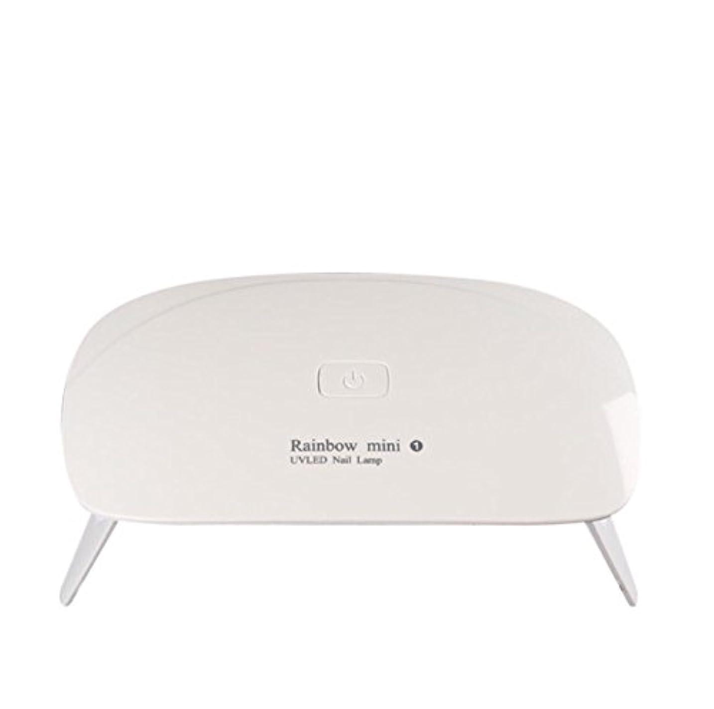 注釈を付けるセールマニュアル【ネイルウーマン】LEDライト/UV硬化ライト 5W 折りたたみ式 コンパクト USB給電可能