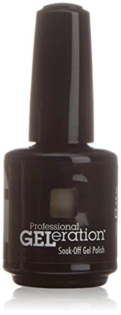 ルーチン局更新するジェレレーションカラー GELERATION COLOURS 719 モナーキー 15ml UV/LED対応 ソークオフジェル