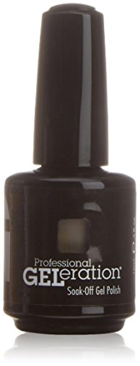 疫病比較エロチックジェレレーションカラー GELERATION COLOURS 719 モナーキー 15ml UV/LED対応 ソークオフジェル