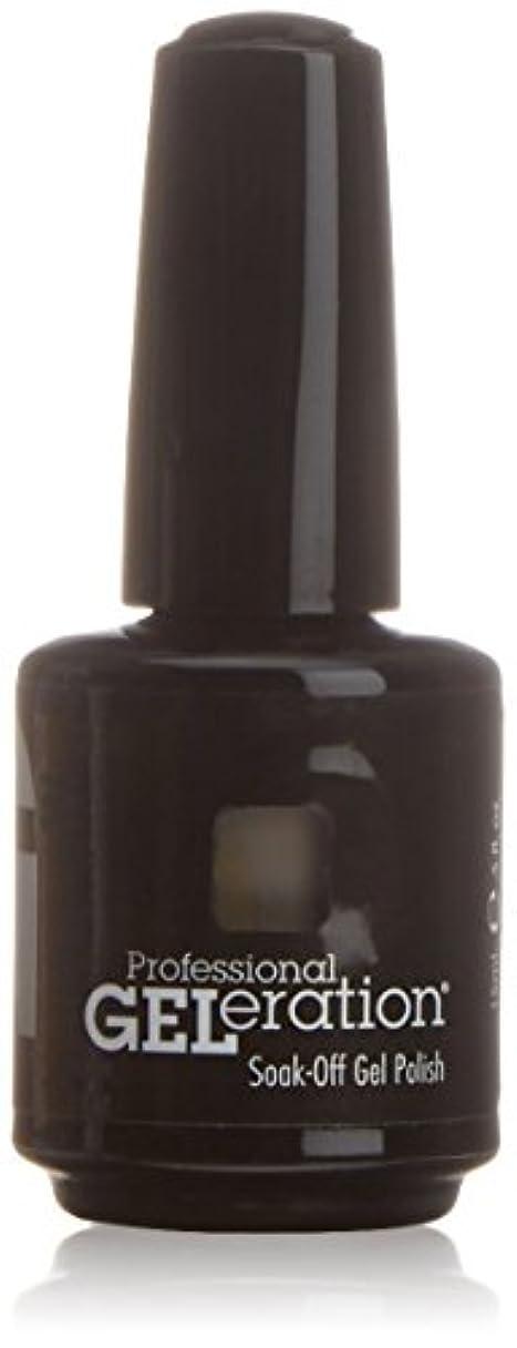 同行発言する病的ジェレレーションカラー GELERATION COLOURS 719 モナーキー 15ml UV/LED対応 ソークオフジェル