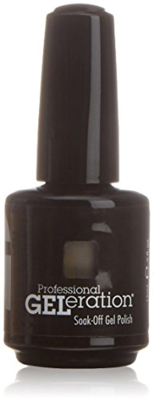 受け継ぐ禁止する重量ジェレレーションカラー GELERATION COLOURS 719 モナーキー 15ml UV/LED対応 ソークオフジェル