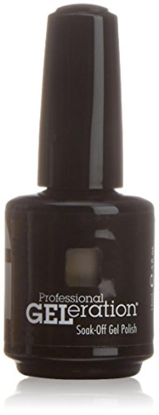 大胆不敵硫黄羊ジェレレーションカラー GELERATION COLOURS 719 モナーキー 15ml UV/LED対応 ソークオフジェル