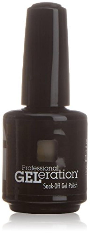 危険にさらされている原油徹底的にジェレレーションカラー GELERATION COLOURS 719 モナーキー 15ml UV/LED対応 ソークオフジェル
