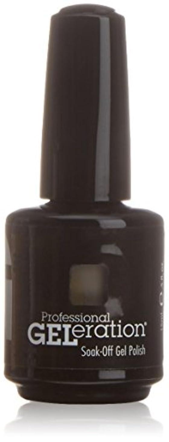 ミス盆真鍮ジェレレーションカラー GELERATION COLOURS 719 モナーキー 15ml UV/LED対応 ソークオフジェル
