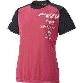 [해외]아식스 (asics) 여성용 뿌 라샤 쯔 HS XW764N/ASICS (asics) Women`s Plastic Shirt HS XW 764 N