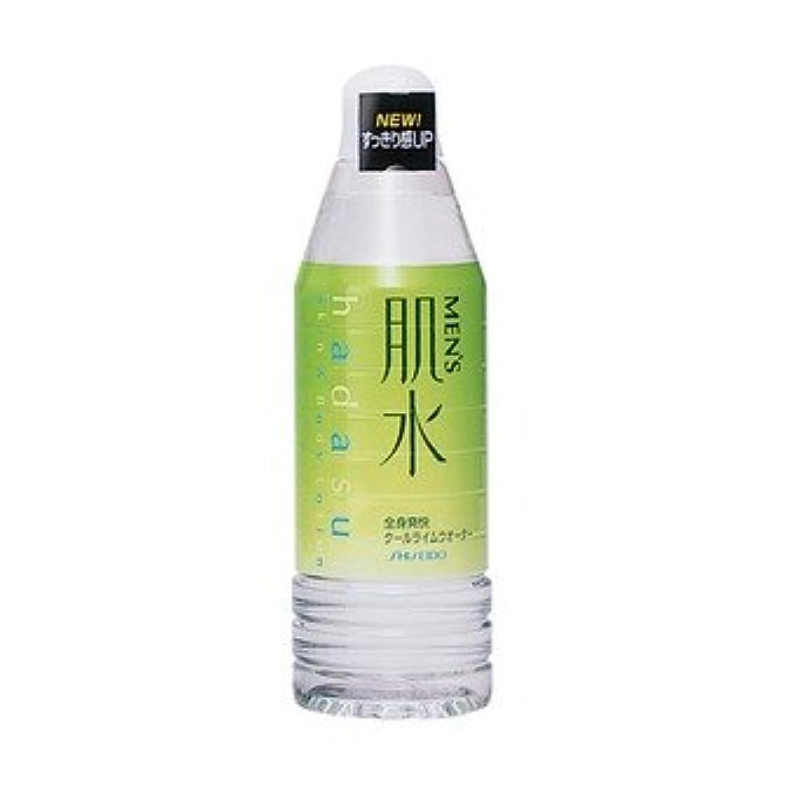 売る渦スケッチ資生堂 メンズ肌水 400ml ボトルタイプ (男性用化粧水人気1位)×24点セット (4901872886470)