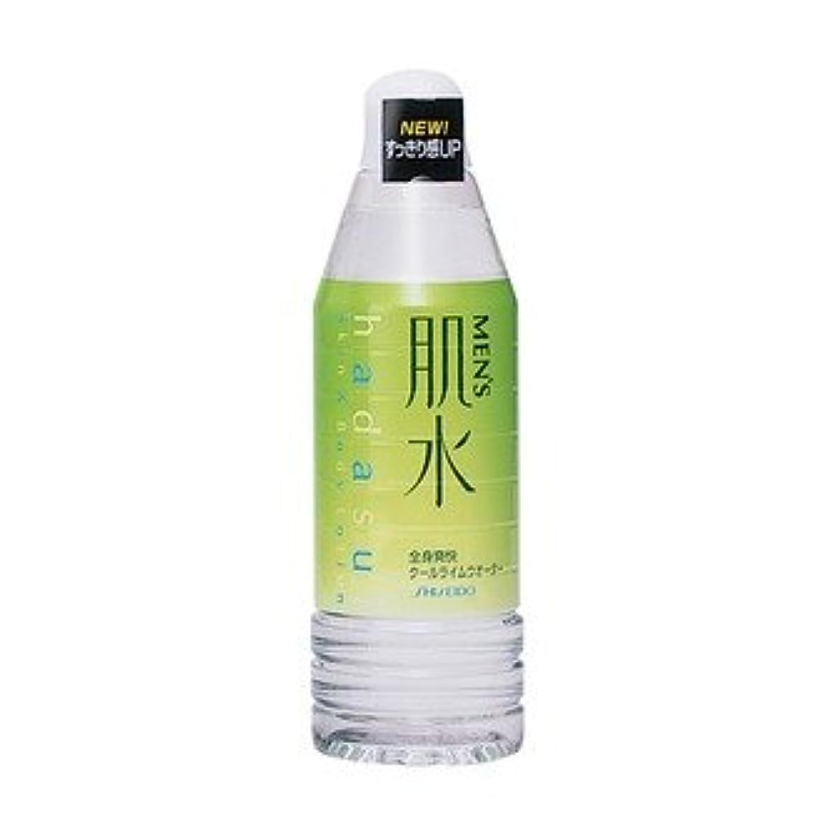 確保するフォロー事資生堂 メンズ肌水 400ml ボトルタイプ (男性用化粧水人気1位)×24点セット (4901872886470)