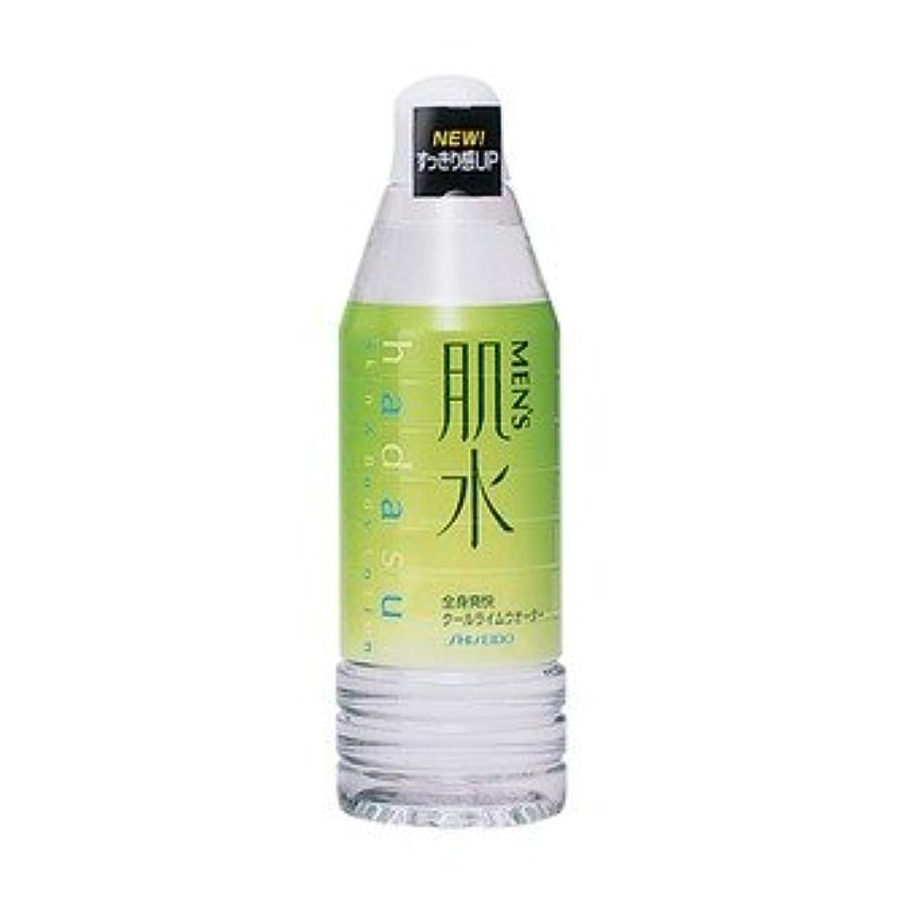 資生堂 メンズ肌水 400ml ボトルタイプ (男性用化粧水人気1位)×24点セット (4901872886470)