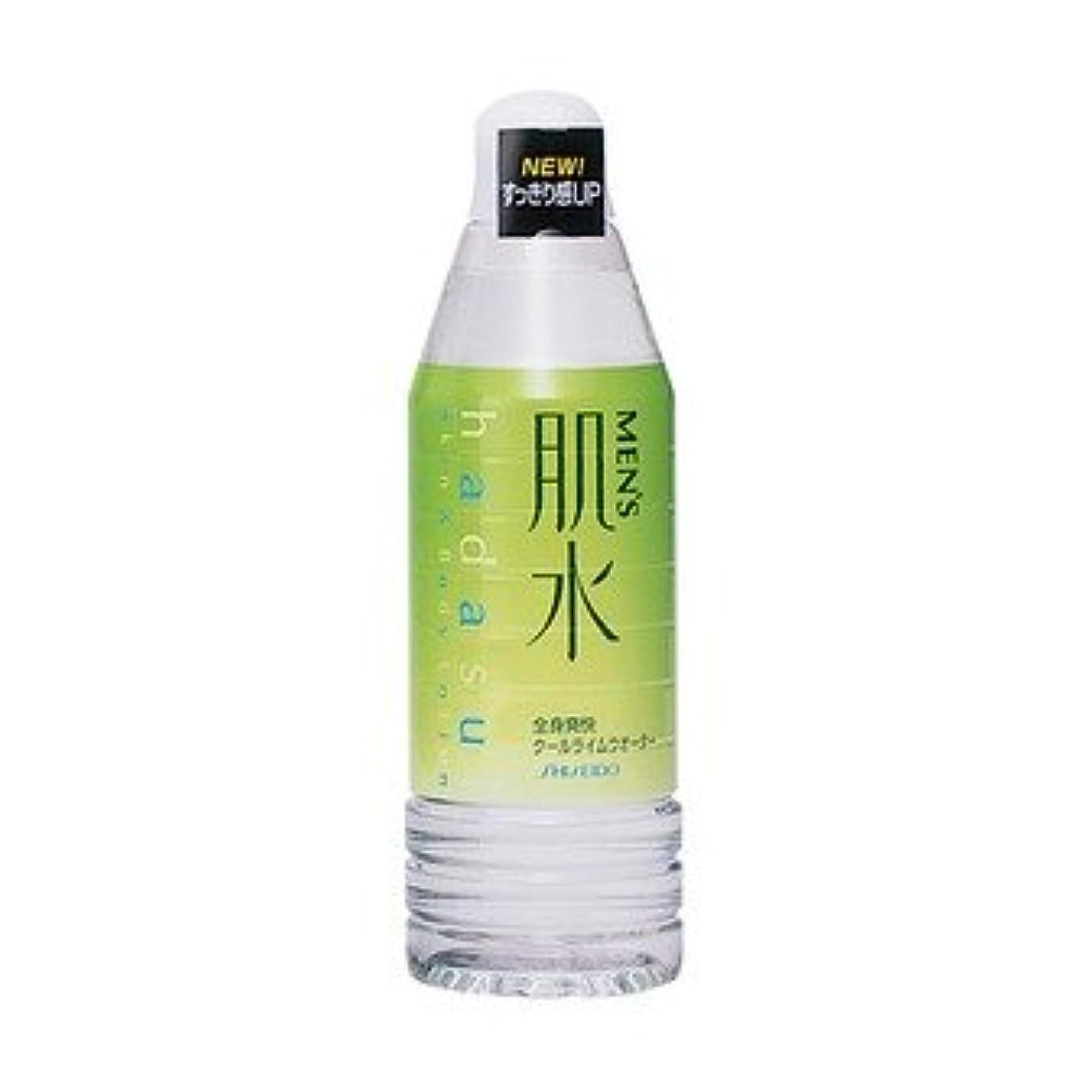 表現小屋フェード資生堂 メンズ肌水 400ml ボトルタイプ (男性用化粧水人気1位)×24点セット (4901872886470)