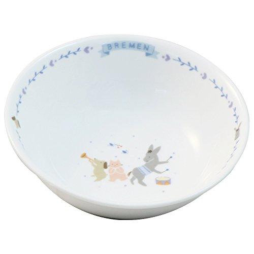 NARUMI ブレーメン おやつ皿(ブルー) 240cc 7980-1014