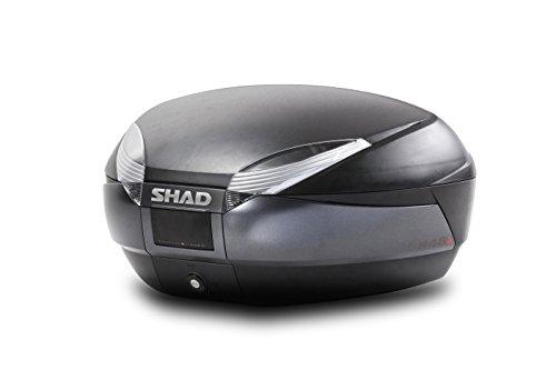 SHAD(シャッド) SH48 トップケース ダークグレー SH48GR SH48GR