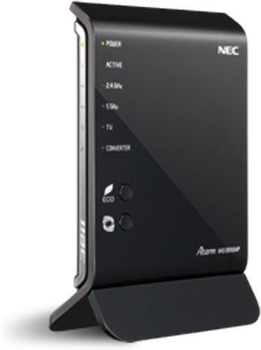 NEC Aterm 無線LAN親機 WiFiルーター 11ac/n/a/g/b 1300+450Mbps WG1800HP PA-WG1800HP(HPモデル)