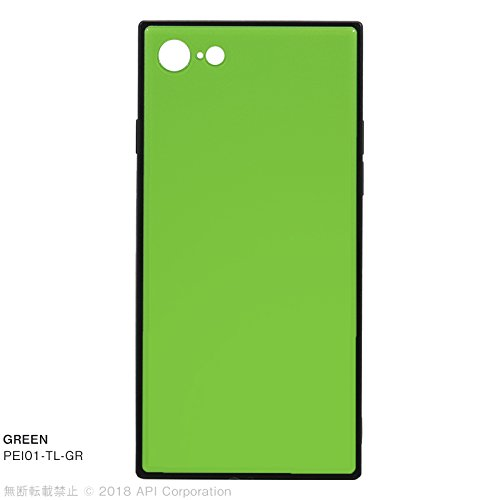 EYLE スクエア型 ケース TILE for iPhone 8 / 7 (GREEN)