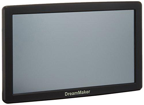 ドリームメーカー(DreamMaker) 9インチポータブルナビ フルセグチューナー搭載モデル PN906A