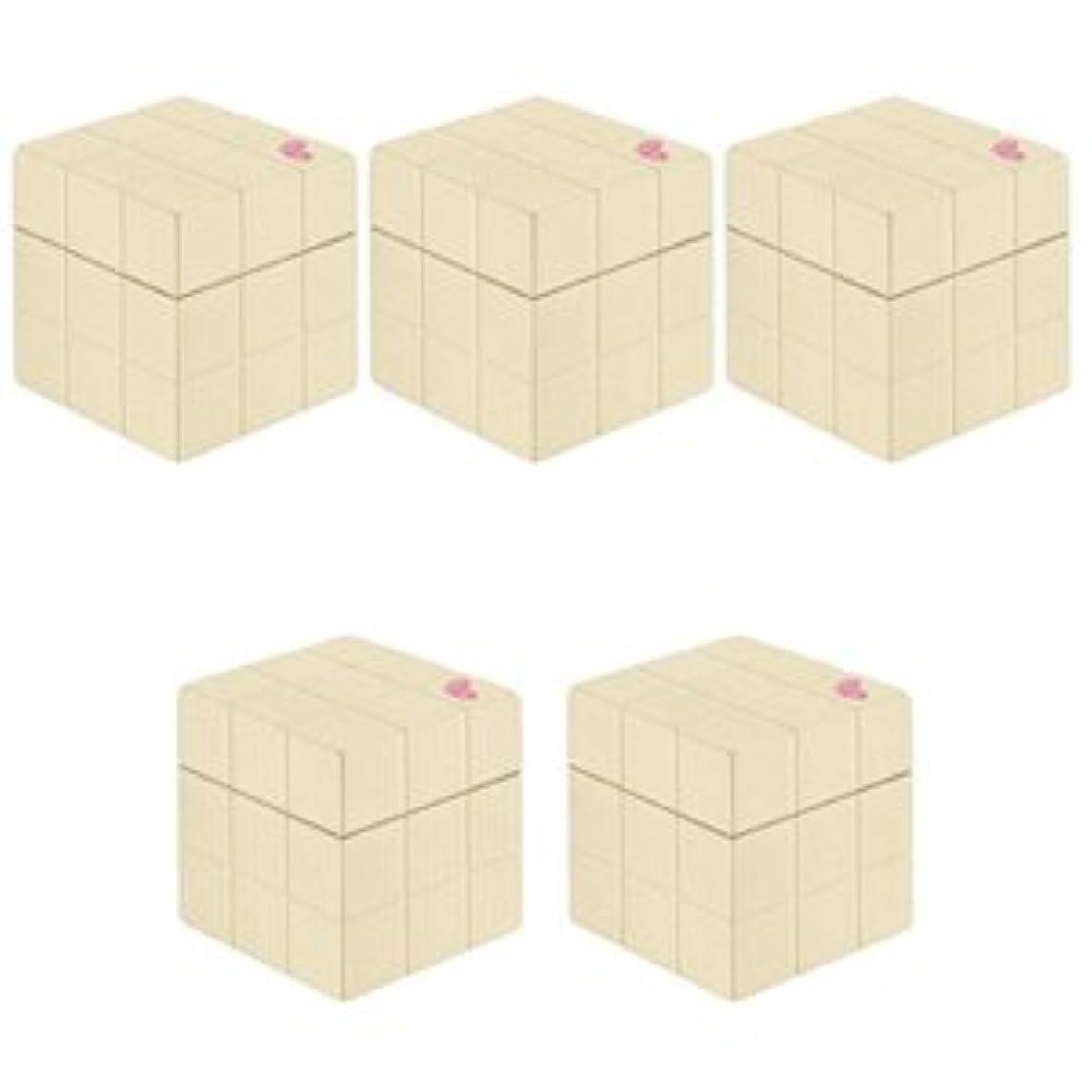 【X5個セット】 アリミノ ピース プロデザインシリーズ ニュアンスワックス バニラ 80g