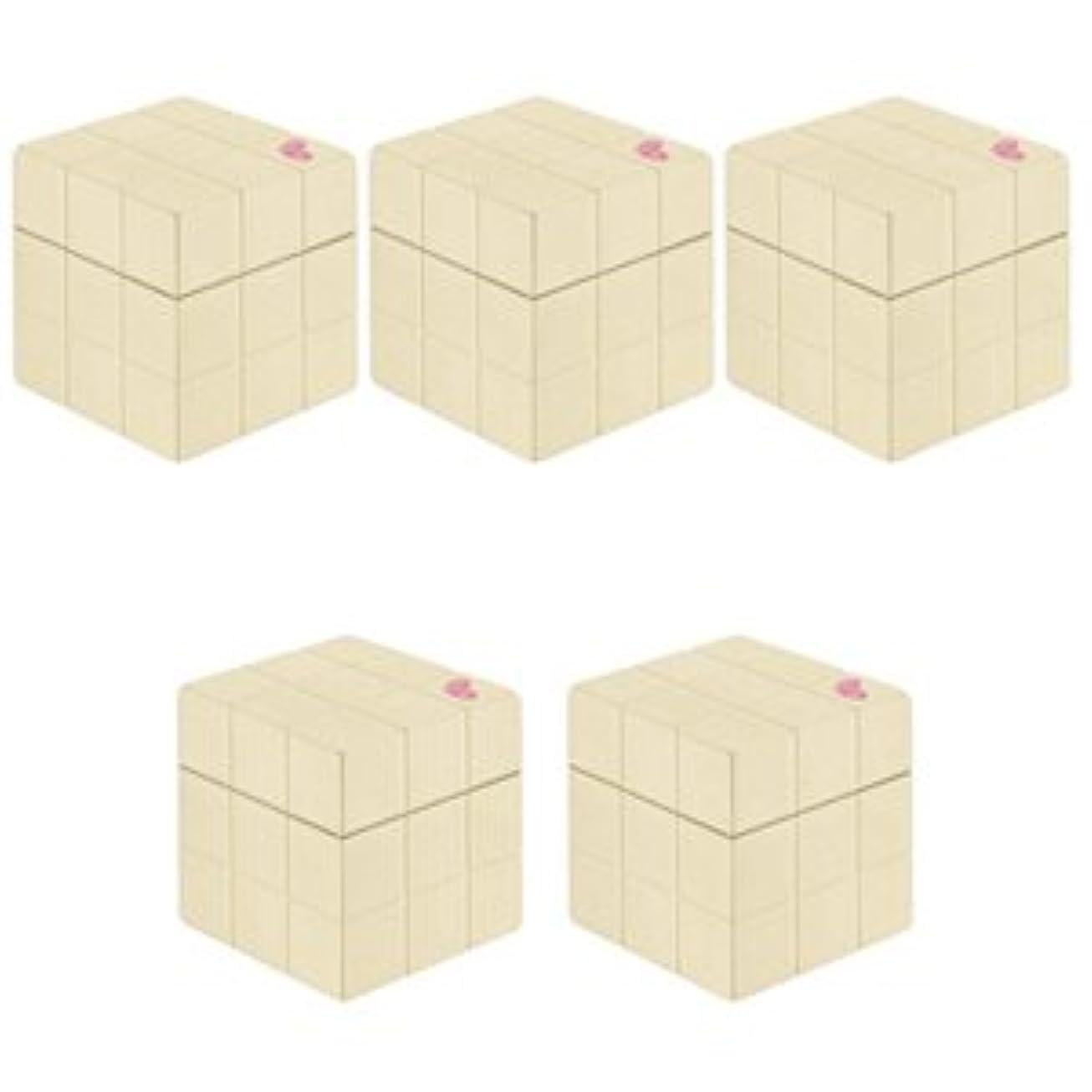 無線暖かさいつ【X5個セット】 アリミノ ピース プロデザインシリーズ ニュアンスワックス バニラ 80g
