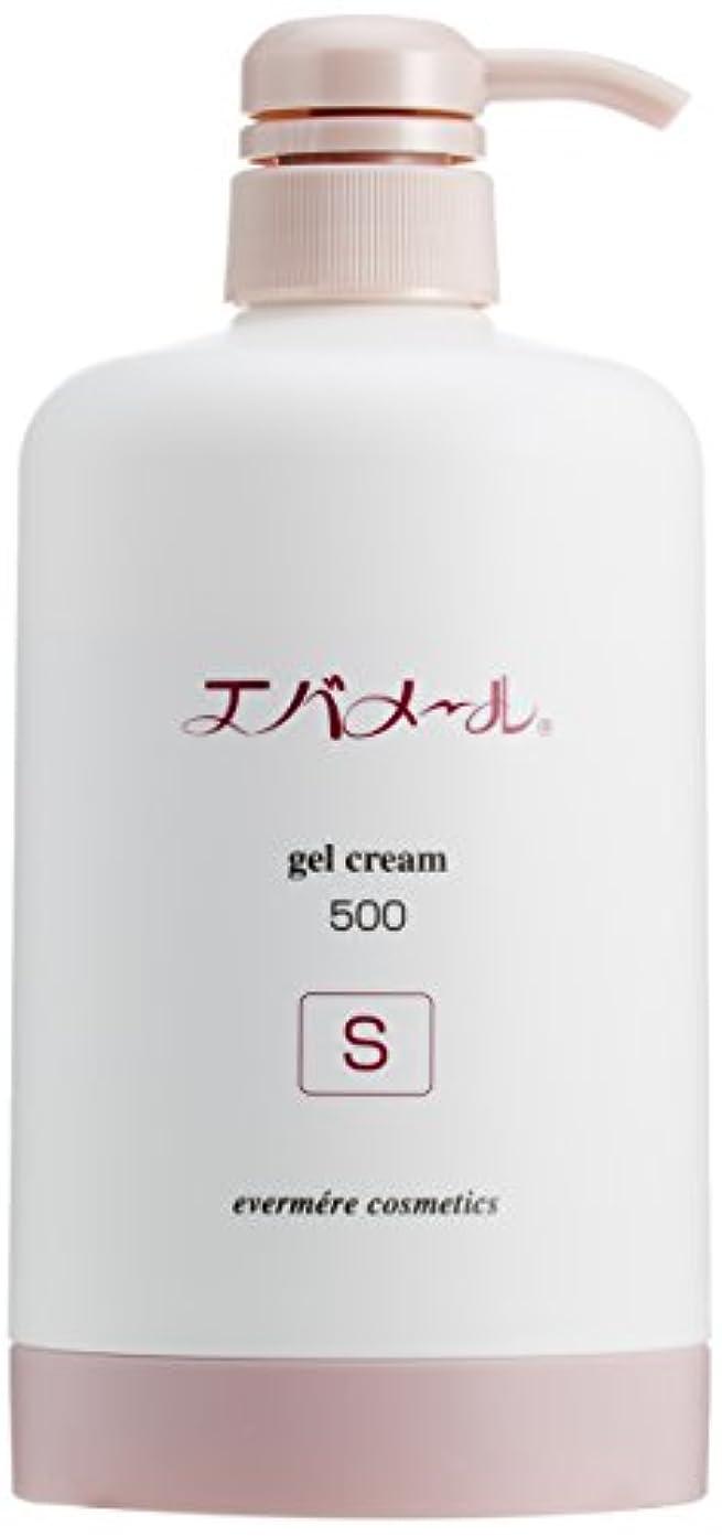 心から密接に三番エバメール ゲルクリーム 500g(S)