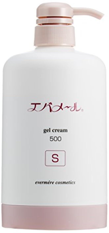 入場手順あらゆる種類のエバメール ゲルクリーム 500g(S)