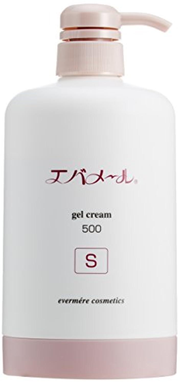 三角合金腐ったエバメール ゲルクリーム 500g(S)
