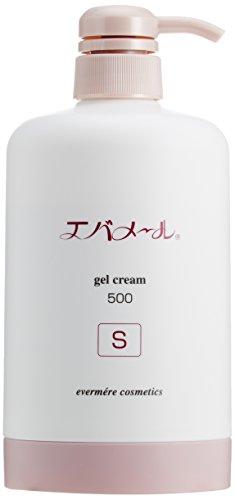 エバメール ゲルクリームポンプS 500g