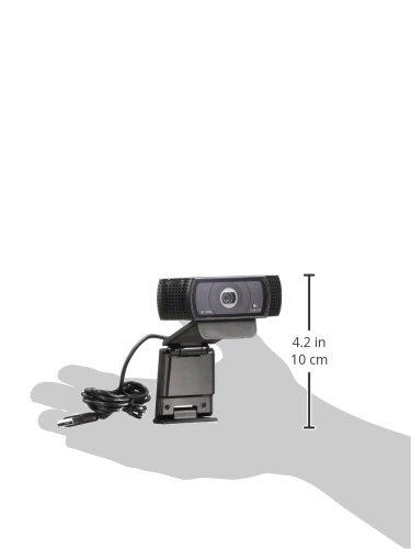 『ロジクール ウェブカメラ C920r ブラック フルHD 1080P ウェブカム ストリーミング 国内正規品 2年間メーカー保証』の7枚目の画像