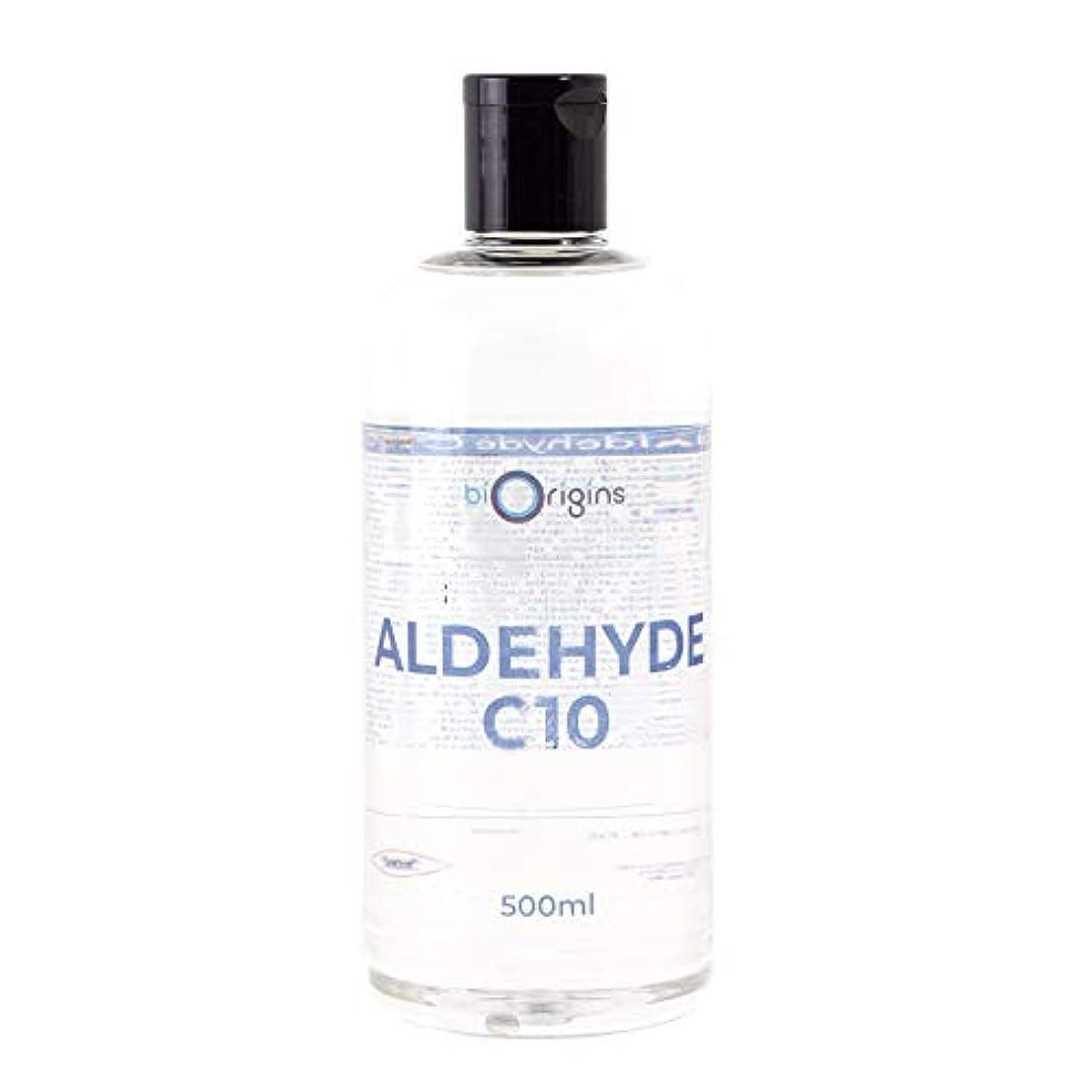 チップ内向きアンプMystic Moments | Aldehyde C10 (Decanal) - 500ml