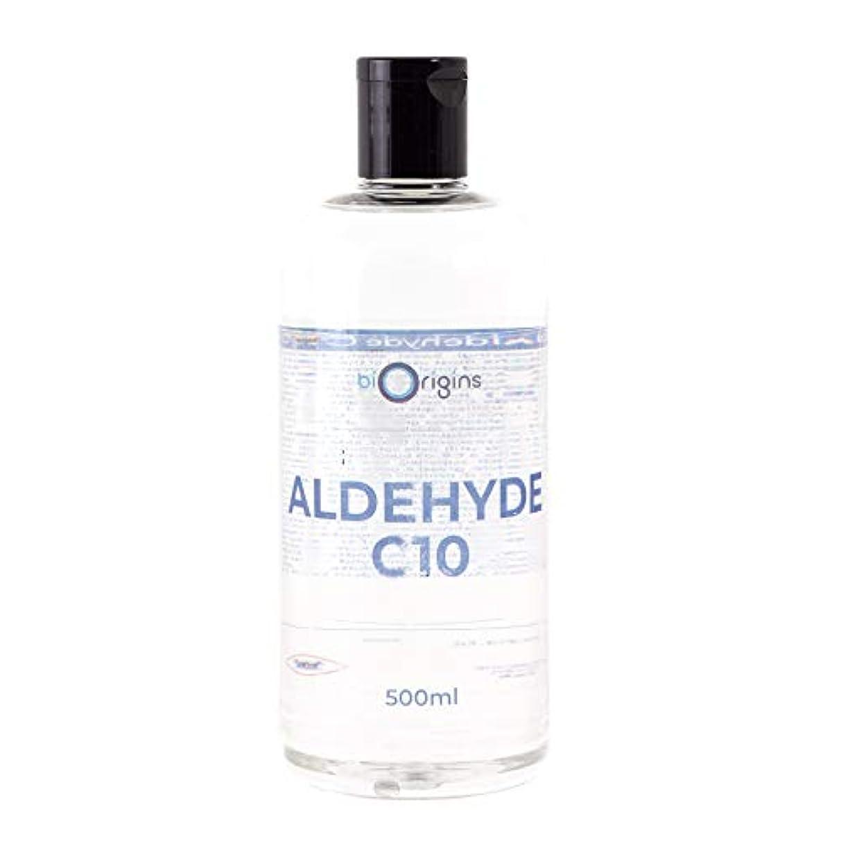 ためらう降ろす血まみれMystic Moments | Aldehyde C10 (Decanal) - 500ml