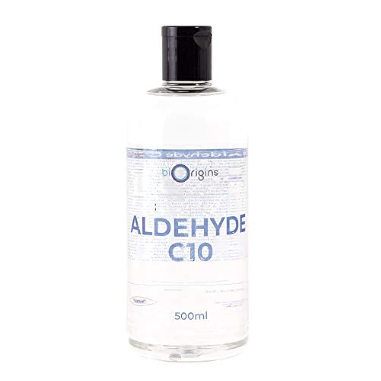尊厳敬意を表して抽出Mystic Moments | Aldehyde C10 (Decanal) - 1 Litre