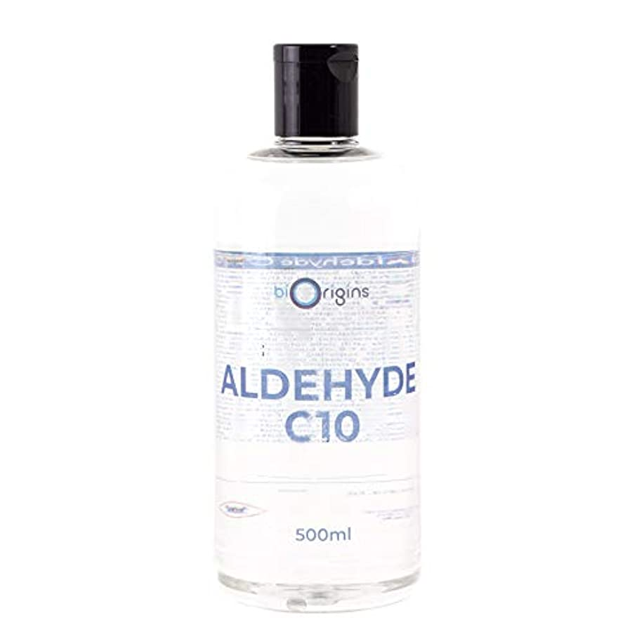 役に立たない化学薬品申請者Mystic Moments | Aldehyde C10 (Decanal) - 500ml