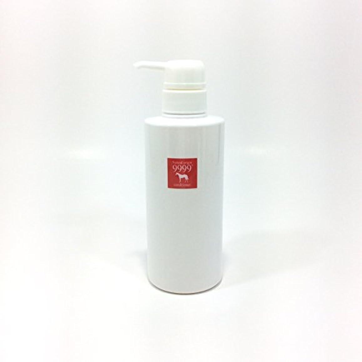 前投薬風が強い豆腐天然純馬油9999コンディショナー (赤)