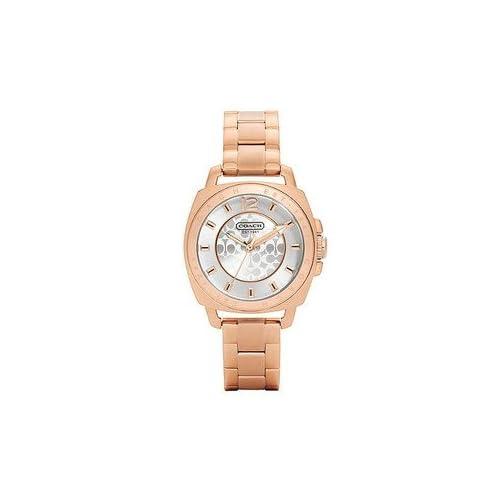 [コーチ]COACH 14501547 レディース 腕時計 シルバー ボーイフレンド [並行輸入品]