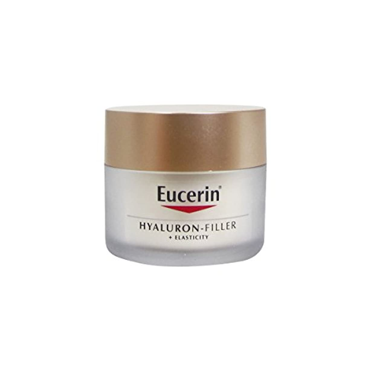 資格情報逸脱シチリアEucerin Hyaluron Filler + Elasticity Day Cream Spf15 50ml [並行輸入品]