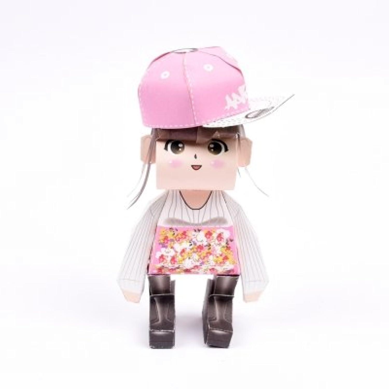 Paper Toy NO.4. Grina