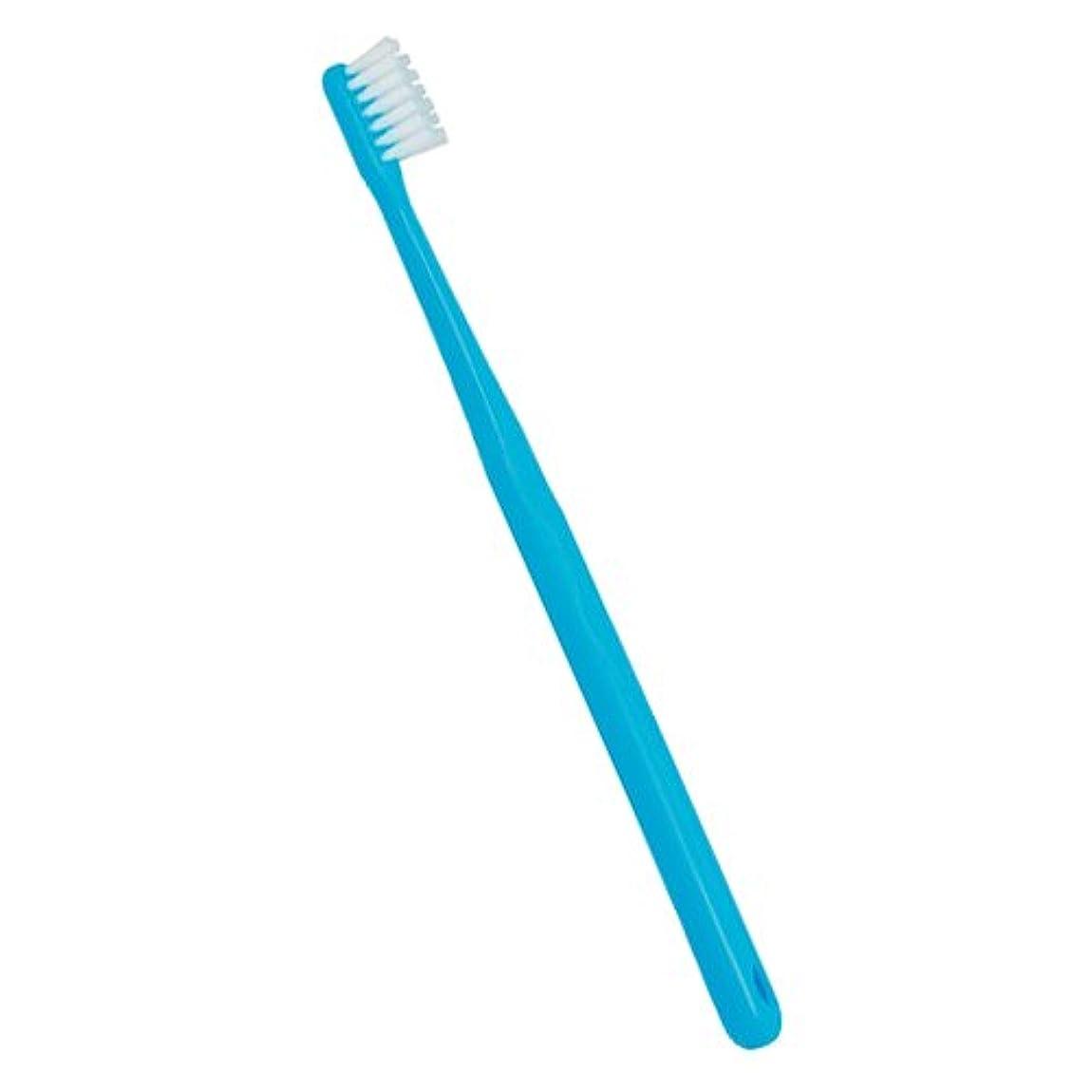 アブストラクトグリット手錠Ciメディカル 歯ブラシ Ci702(フラットタイプ) 1本(M ふつう(ブルー))