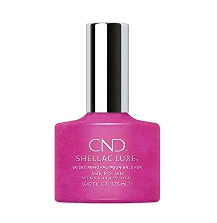 CND Shellac Luxe - Magenta Mischief - 12.5 ml / 0.42 oz