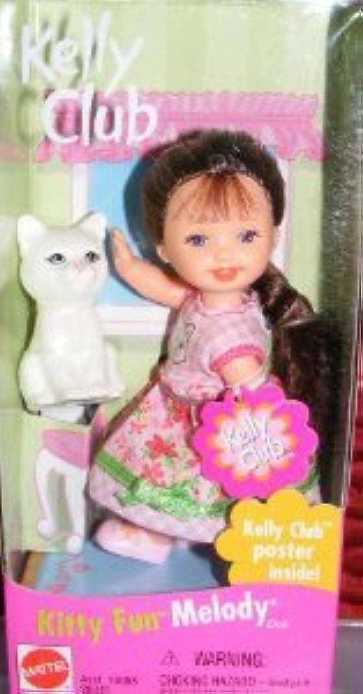 Barbie(バービー)-Kelly Doll Kitty Fun Melody (2000) ドール 人形 フィギュア(並行輸入)