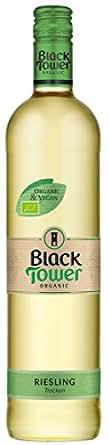 ブラック・タワー ドライ・リースリング オーガニック [ 2015 白ワイン 辛口 ドイツ 750ml ]
