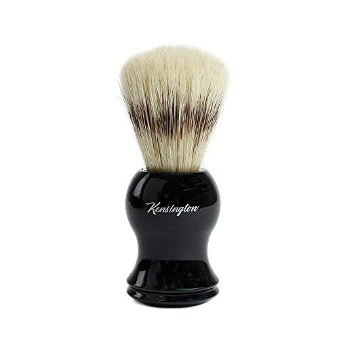 品著名な電話するKensington Boar Bristle Classic Wet Shaving Brush with Stand [並行輸入品]