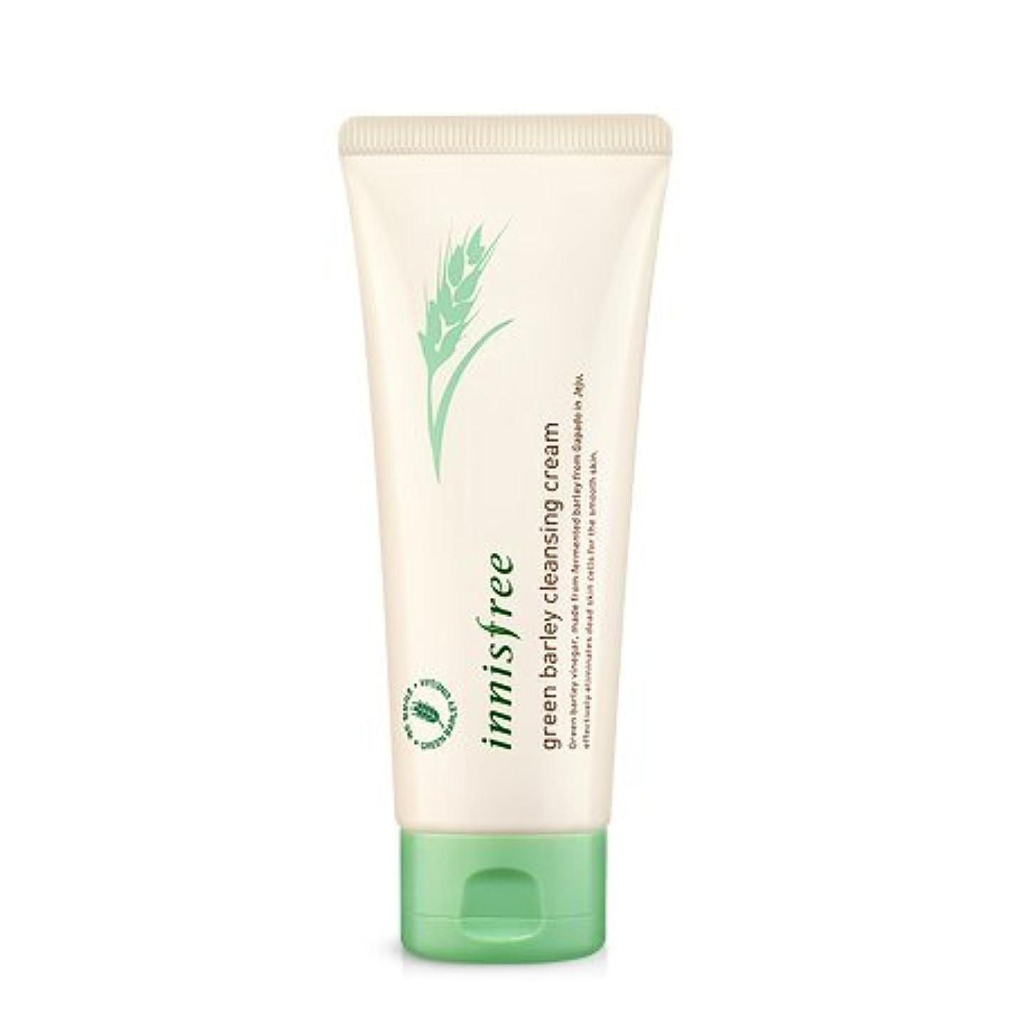 [innisfree(イニスフリー)] Green barley cleansing cream 150ml 青麦のクレンジングクリーム[並行輸入品][海外直送品]