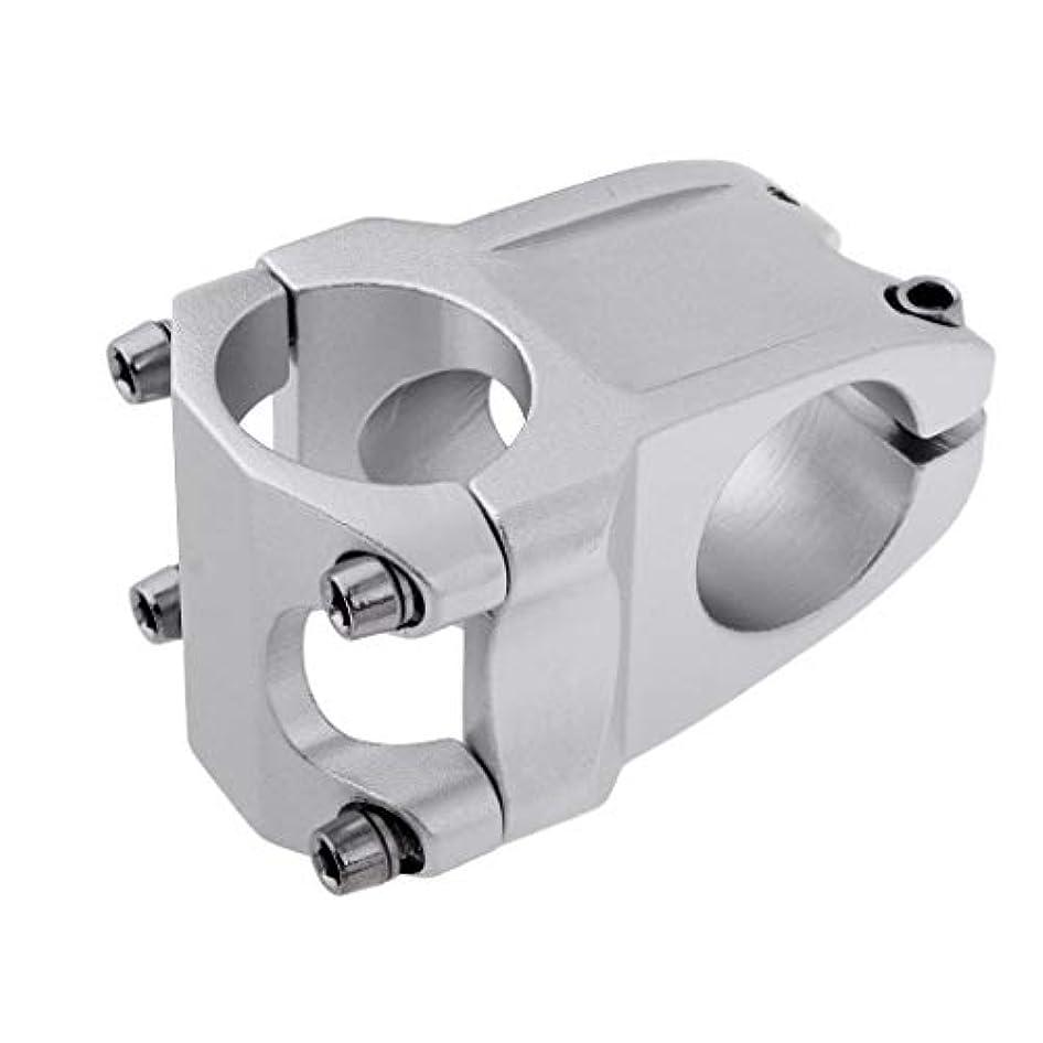 永久告白する例外IPOTCH 軽量 1-1/8ステアチューブ31.8mmハンドルバー用 アルミ ショートバーステム 全5色
